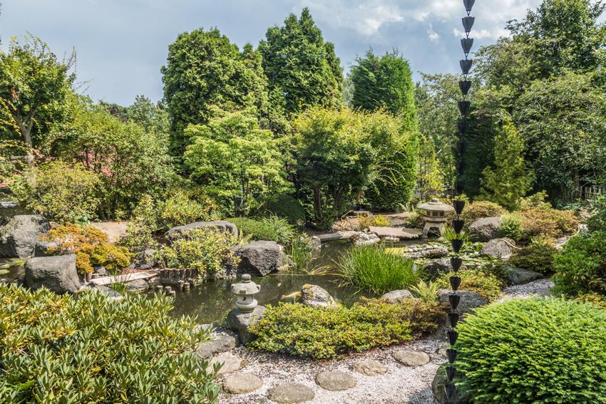 eko-haus - Garten