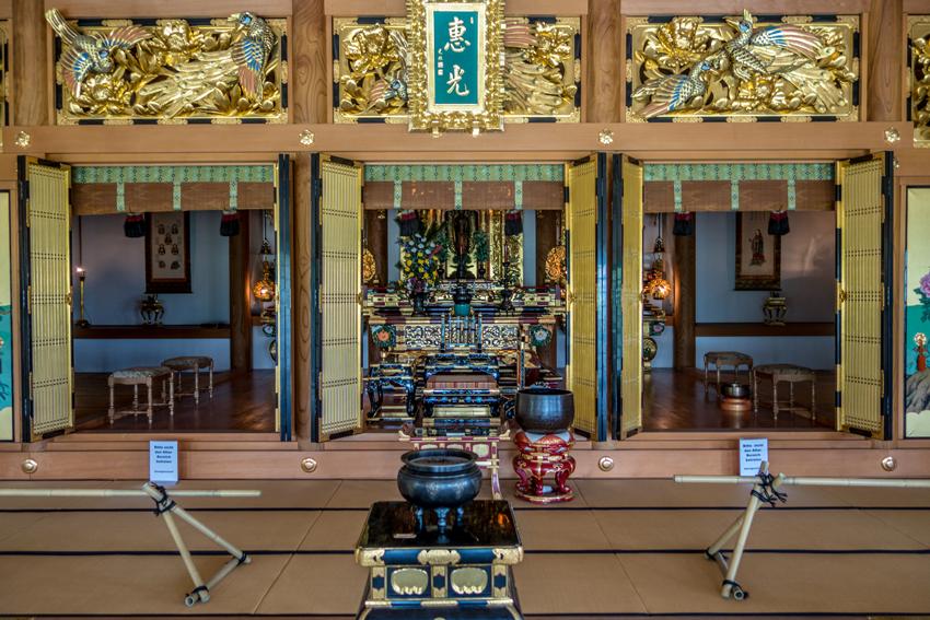 eko-haus - Buddhistischer Tempel