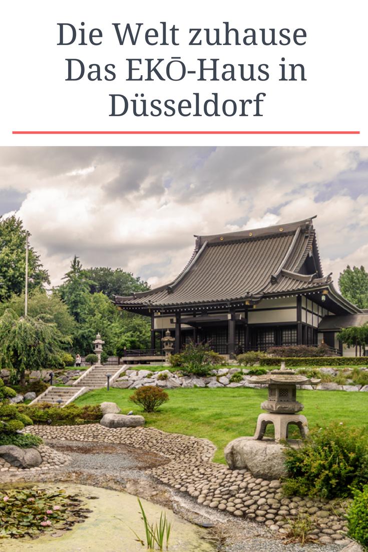 Die Welt zuhause - Das Eko Haus in Düsseldorf