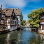 Straßburg die Europas Hauptstadt im Elsass