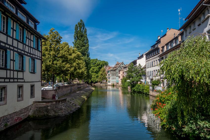 Straßburg Europas Hauptstadt im Elsass - Petit France
