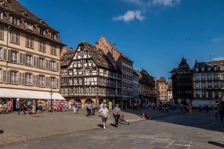 Straßburg Europas Hauptstadt im Elsass