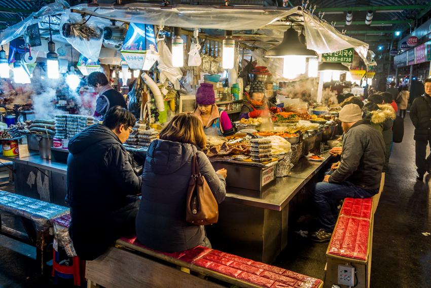 Fotoparade - Gwangjang Market