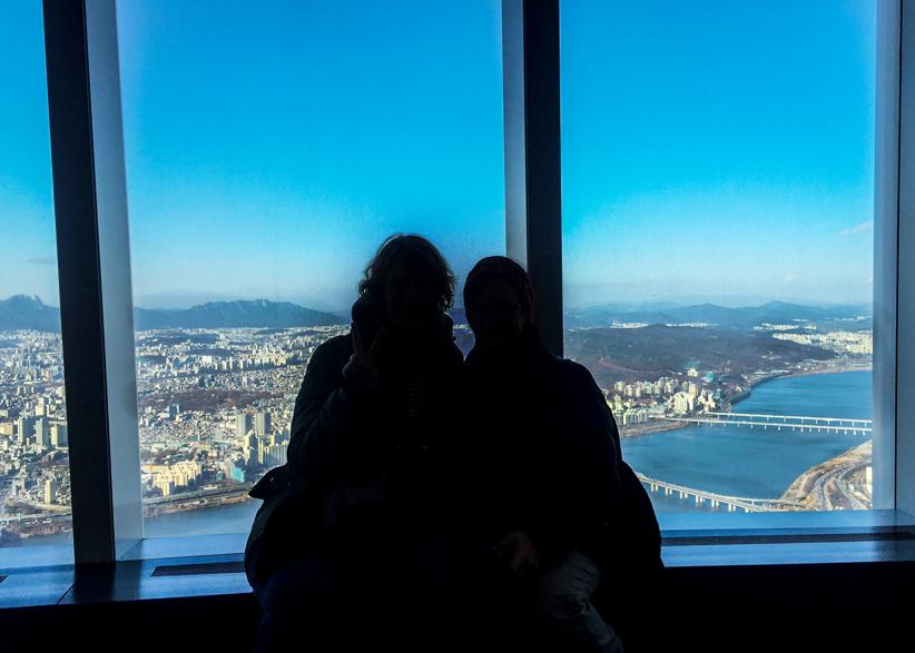 Fotoparade -Lotte Worldtower