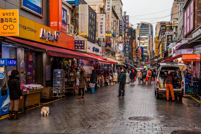 Fotoparade  - Namdaemun Market