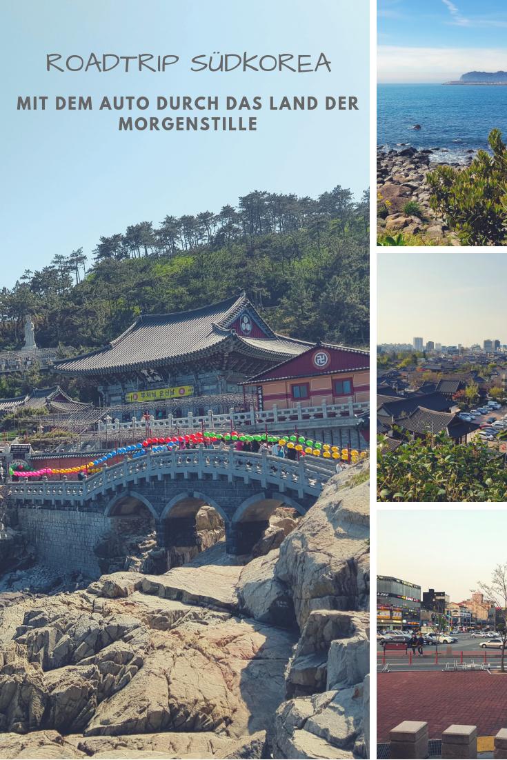 Roadtrip Südkorea - mit dem Auto durch das Land Morgenstille