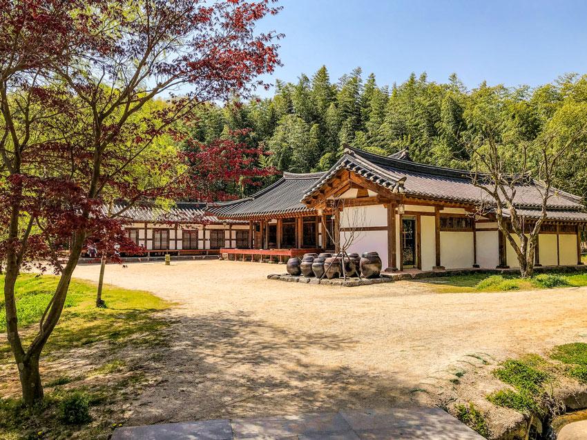 oadtrip Südkorea – Damyang und Mokpo